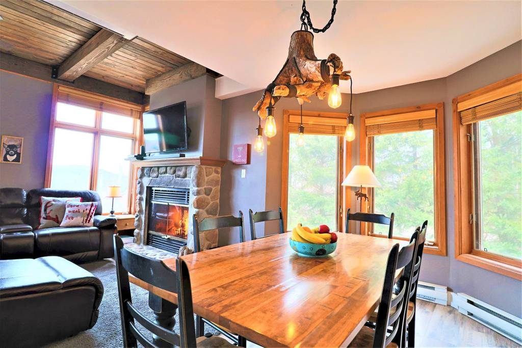 Cottage for rent in Tremblant #6
