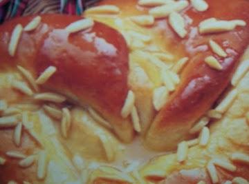 Honey Almond Twist Recipe