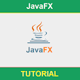 JavaFX Tutorial icon