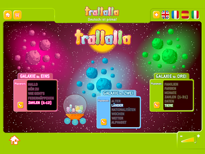 Trallalla German- screenshot thumbnail
