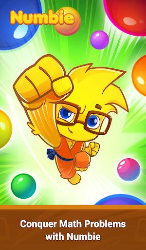 Numbie Kung Fu: Bubble Match