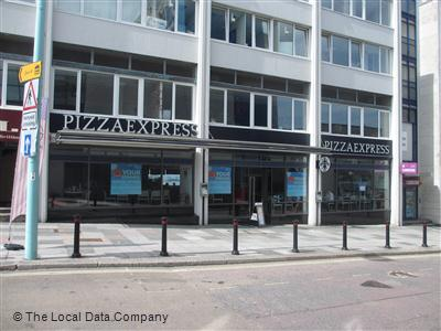 Pizzaexpress On Derrys Cross Restaurant Italian In