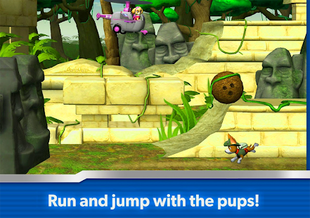 Tutorial for PAW Patrol Pups Take Flight - náhled