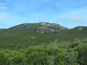 Photo: Mt Arid from the east