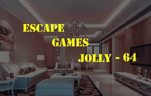 Escape Games Jolly-64 - náhled
