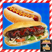 Hot dog stand – Crazy chef