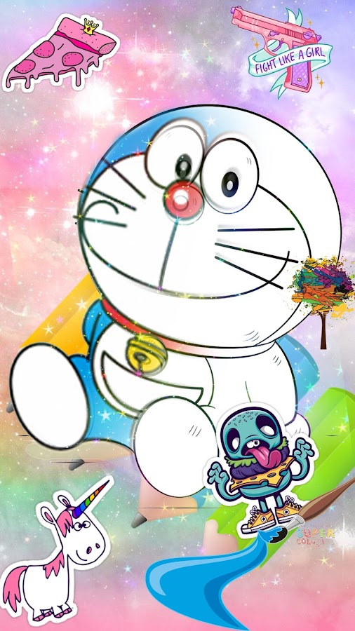 Doraemon Coloring Book Screenshot