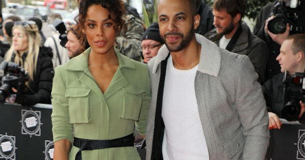 Rochelle Humes  so pleased with new show with Marvin