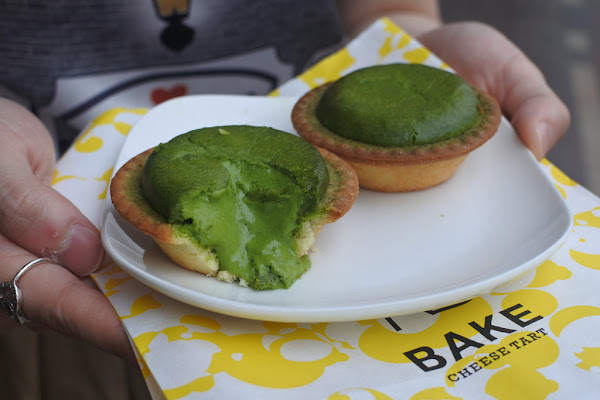 BAKE CHEESE TART 來自日本的濃郁起司塔