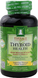 Emerald Labs Thyroid Health - 60 capsules