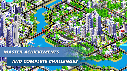 Designer City 2: city building game 1.18 Mod screenshots 4