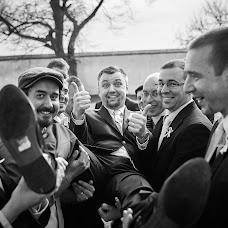 Wedding photographer Libor Dušek (duek). Photo of 12.04.2018