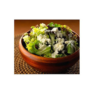 Alouette Blue Cheese Salad Dressing.