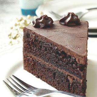 ~ Drop Dead Chocolate Cake ~