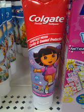 Photo: AND there was even a matching toothpaste!! Perfect!