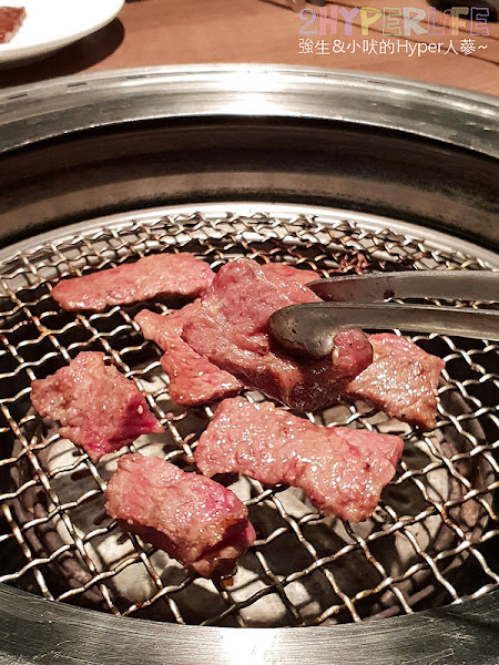 燒肉風間 |台中公益路老字號餐廳,關西口味帶你直飛日本。二訪感動依舊,大夥來吃都一致認同好吃