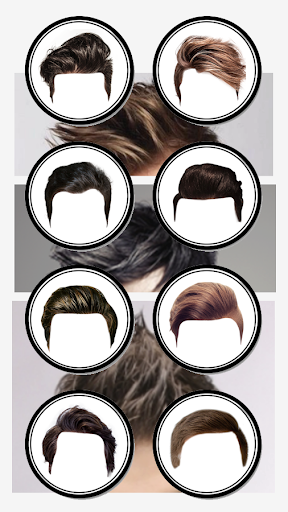 HairStyles - Mens Hair Cut Pro 1.1 screenshots 4