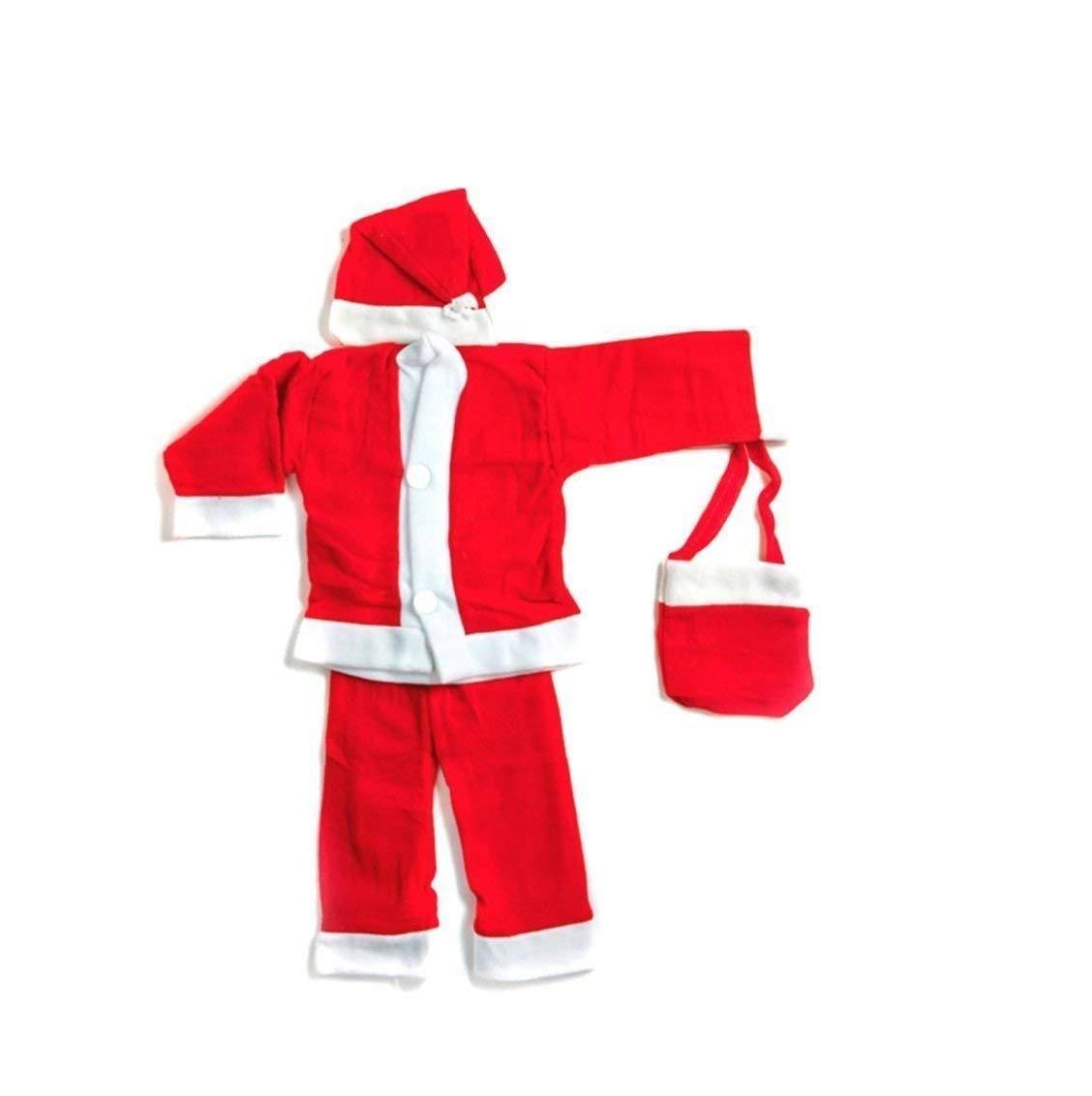 Christmas Santa Dress For Children
