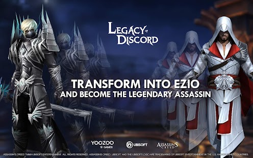 Tải Game Legacy of Discord