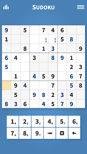 Sudoku Puzzles screenshots 1
