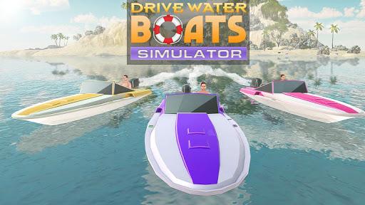 Extreme Boat Driving Simulator