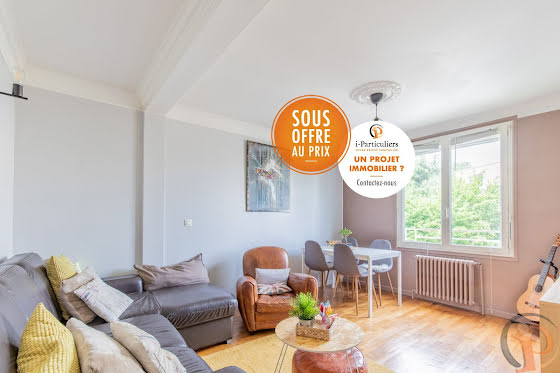 Vente appartement 3 pièces 55,75 m2