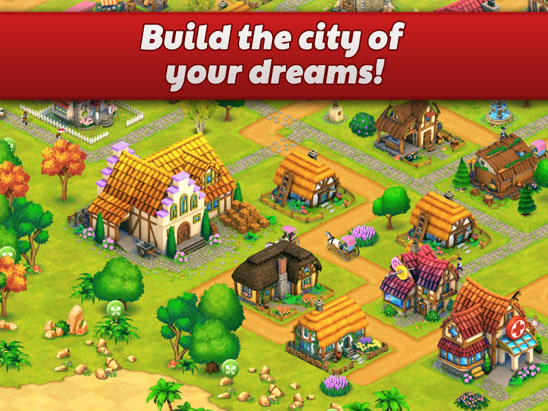 Town Village: Farm, Build, Trade, Harvest City Screenshot 6