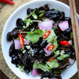 Black Wood Ear Mushroom Recipes.