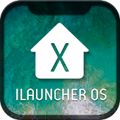 Launcher style Phone X - Launcher Phone 8 Plus