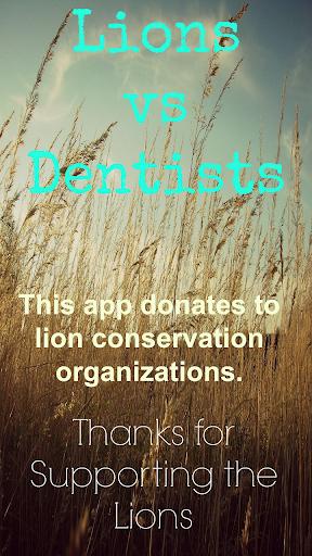 Lions vs Dentists