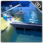 City Construction Dam Builder