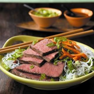 Southeast Asian Steak Salad