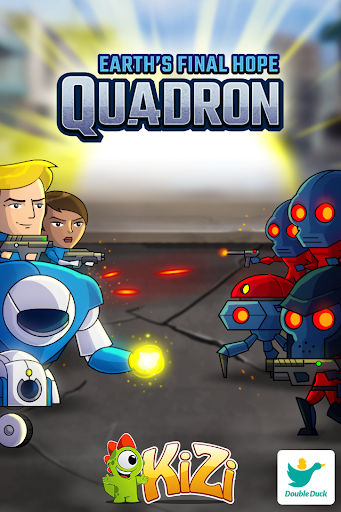 Quadron - Role Playing By Kizi