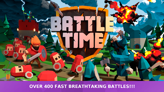 BattleTime v1.1.4 (Mod Money)