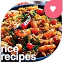 Rice Recipes : fried rice, pilaf, casserole free icon