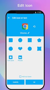 ii Launcher for Phone 8 & Phone X Screenshot