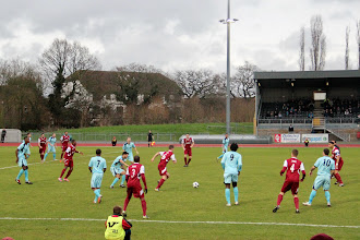 Photo: 29/12/12 v Boreham Wood (Conference South) 2-1 - contributed by Gary Spooner