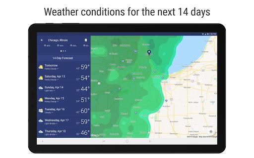 NOAA Weather Radar Live & Alerts screenshot 20