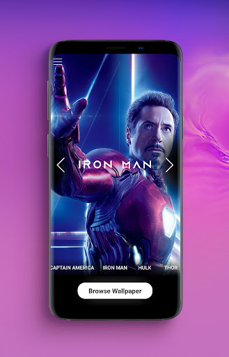 Superheroes Wallpaper HD 2K 4K 2019 1.4 Screenshots 2