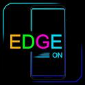 Edge lighting Notification : Rounded Corners App icon