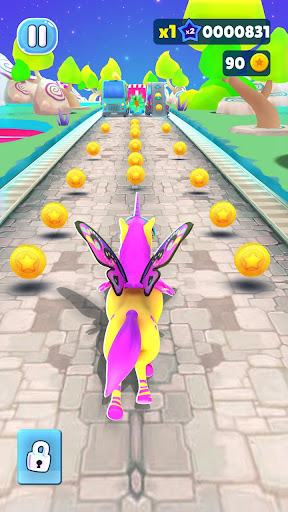 Magical Pony Run - Unicorn Runner 1.5 screenshots 21