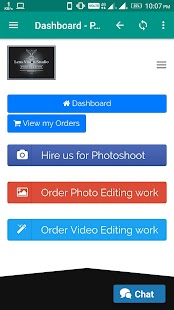 Photography Order - Lens Vision Studio - náhled