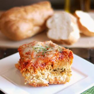 Slow Cooker Spaghetti Lasagna