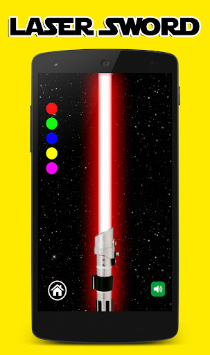 Laser Sword War