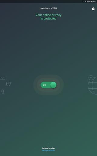 Secure VPN by AVG – Unlimited VPN & Proxy server 1.5.2117 screenshots 9