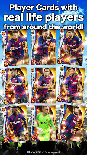 PES CARD COLLECTION  captures d'u00e9cran 2