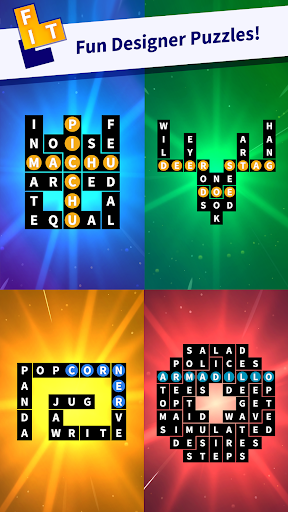 Flow Fit - Word Puzzle screenshot 2