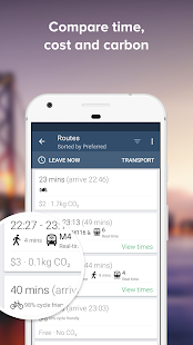 TripGo:Transit,Maps,Directions- screenshot thumbnail