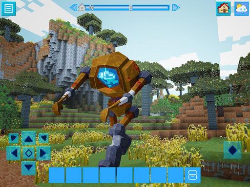 RoboCraft: Building & Survival Craft - Robot World 4.2.6 screenshots 23
