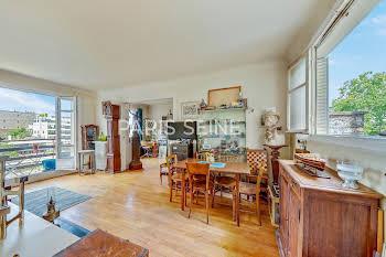 Appartement 2 pièces 43,57 m2